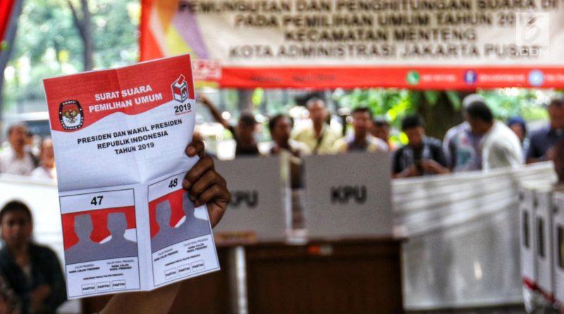 Polri: Pemilu 2019 Aman dan Kondusif