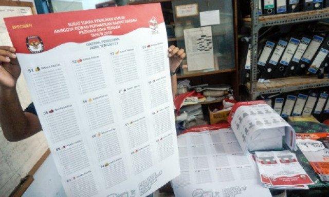 KPU: Baru Provinsi Gorontalo yang Selesaikan Rekapitulasi Surat Suara
